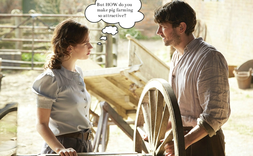 'The Guernsey Literary and Potato Peel Pie Society': The Victorian Values Review