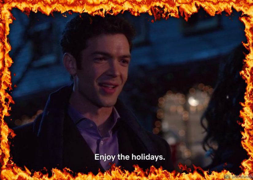 An Incomplete Guide To Terrible Netflix Christmas Romances Pt3