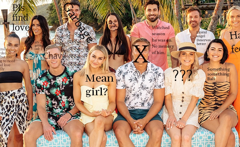 Bachelor in Paradise2019